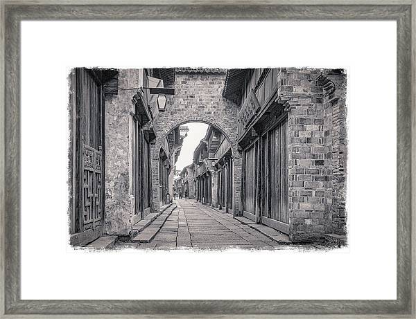 Timeless. Framed Print