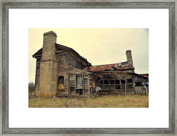 Times Past 2 Framed Print