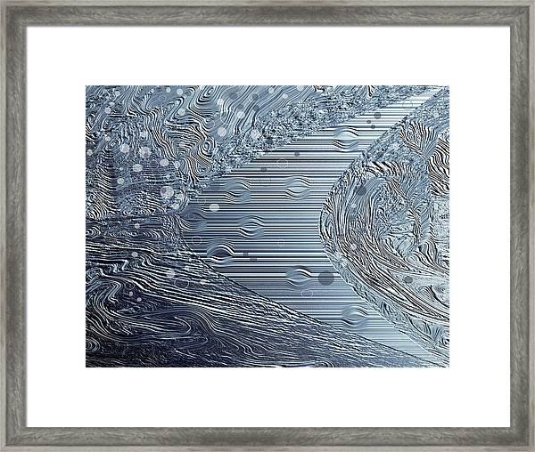 Tiny Bubbles Framed Print