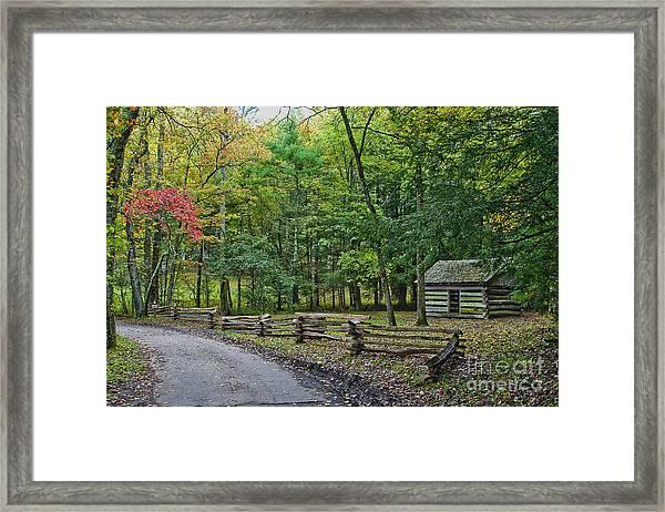 Tipton Place Framed Print