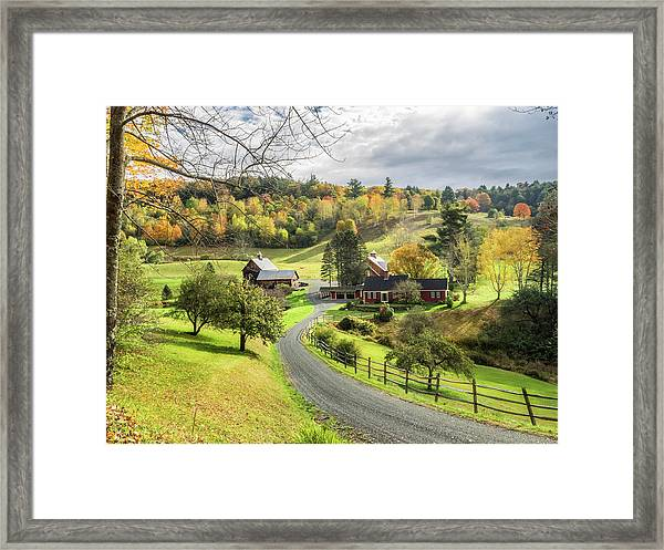 To Die For. Framed Print