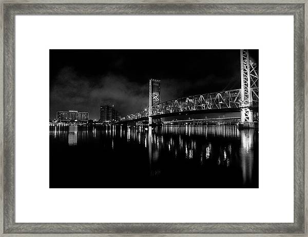 To The Crowne Framed Print