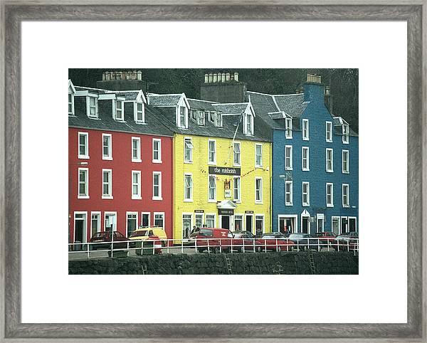 Tobermory II Framed Print