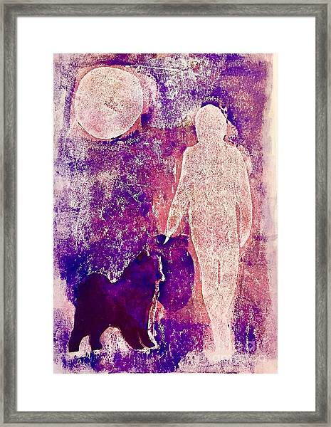 Together 2 Framed Print