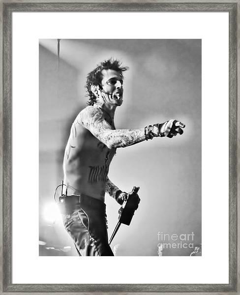 Tommy Boy Framed Print