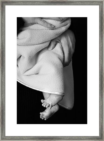 Tootsies Framed Print