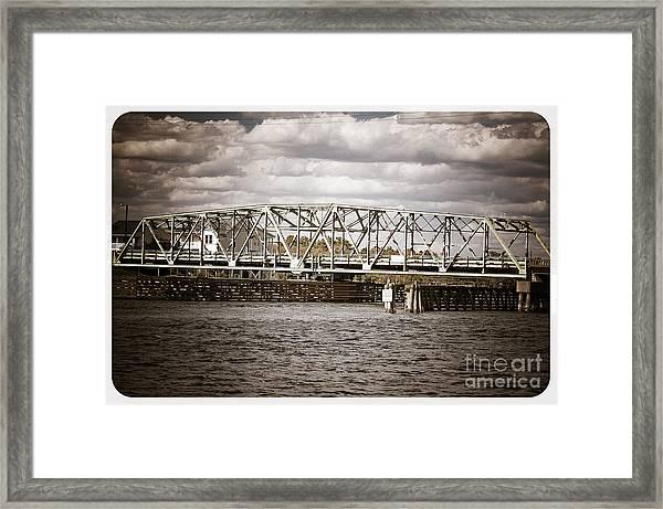 Outer Banks Obx Framed Print