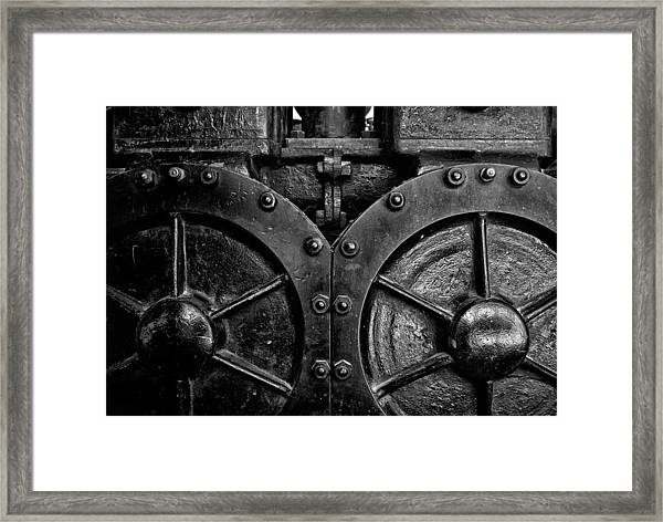 Toronto Distillery District 1 Framed Print