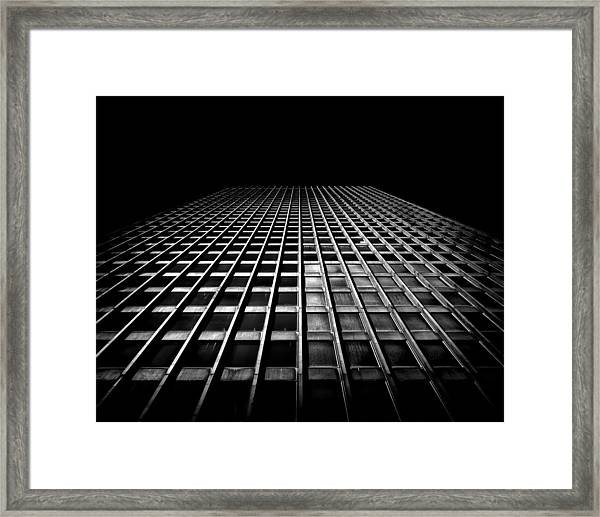 Toronto Dominion Centre No 100 Wellington St W Framed Print