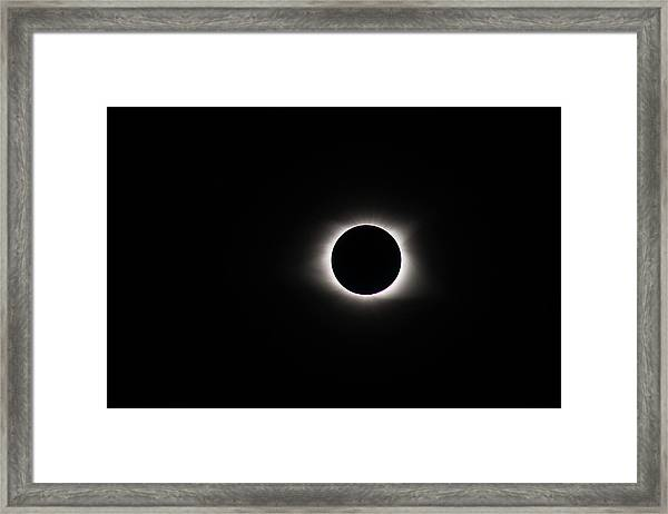 Totality Framed Print