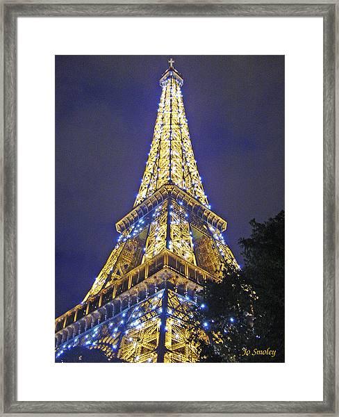 Tour Eiffel 2007 Framed Print