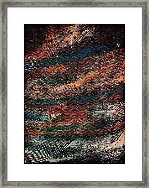 Tradewind Autumn Framed Print