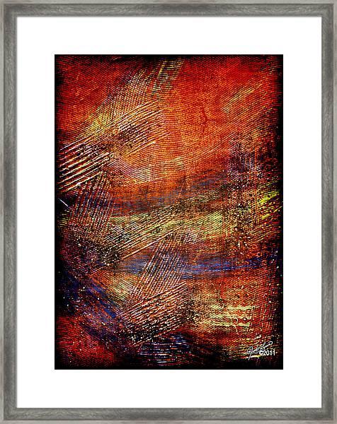 Tradewind Framed Print