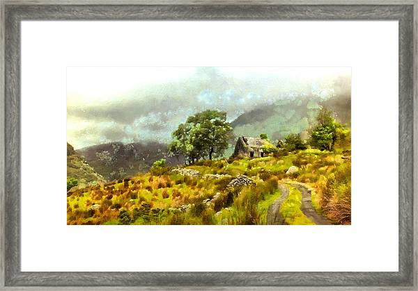 Traditional Ireland Framed Print