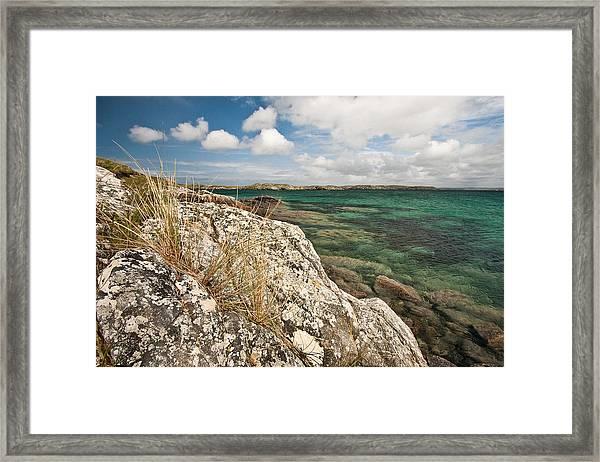 Traigh Na Berie Framed Print