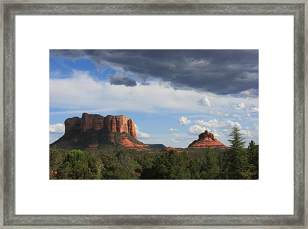 Tranquil Afternoon Framed Print