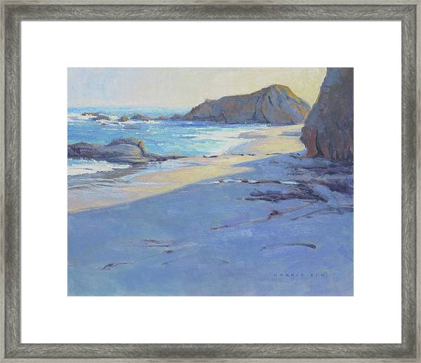 Tranquility - Study Framed Print