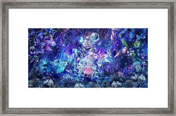 Transcension Framed Print