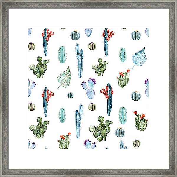 Tropical Forever 2 Framed Print