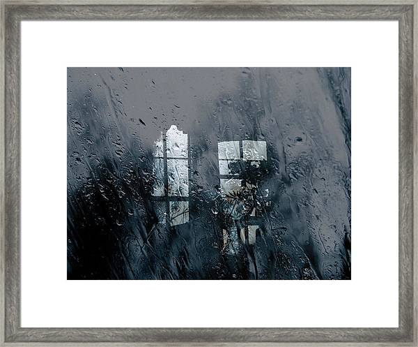 Truth Be Told Framed Print