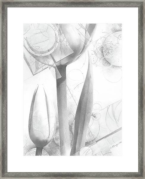 Tulips No. 2 Framed Print