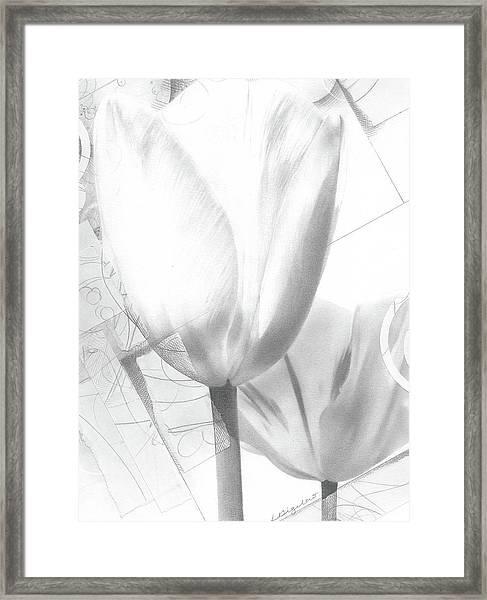 Tulips No. 3 Framed Print