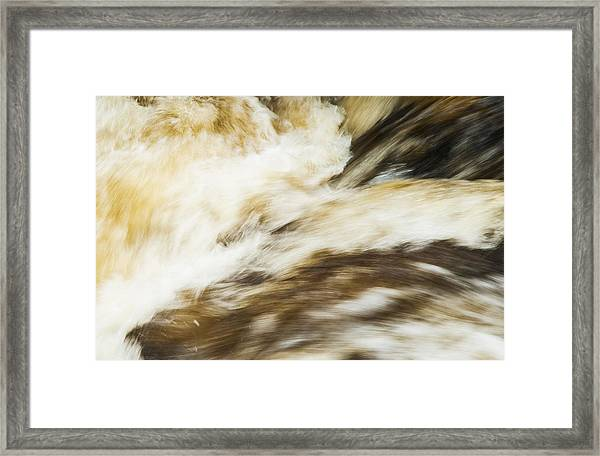 Turbulence Two Framed Print