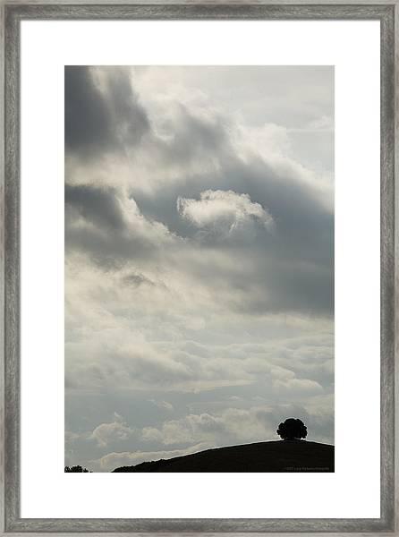 Tuscany Framed Print by Luigi Barbano BARBANO LLC