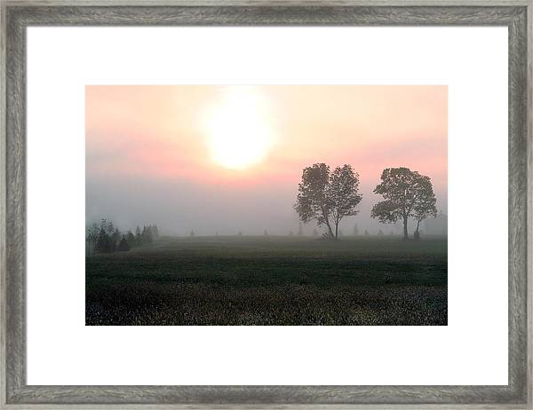 Twilight II    Framed Print
