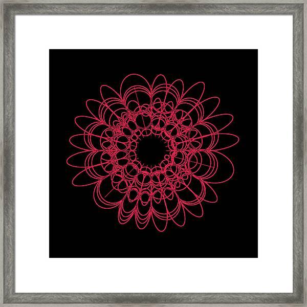 Twinkle Twinkle Little Star Cii Framed Print