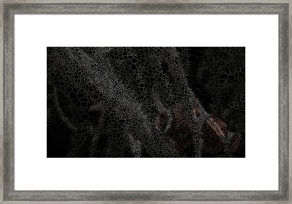 Two Hands On The Piano Framed Print