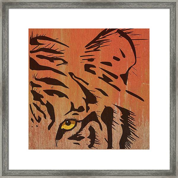 Uncertain State Of Being II Framed Print