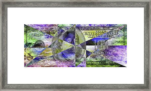 Undecided Ben Framed Print