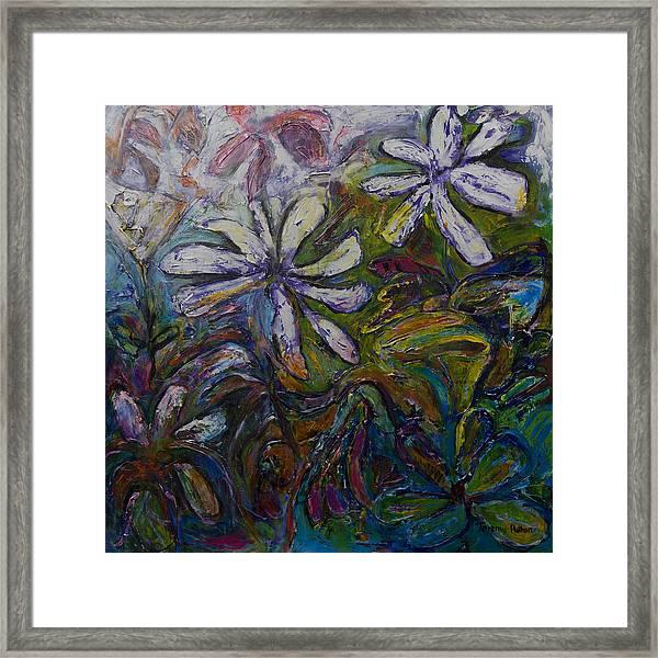 Undergrowth Framed Print