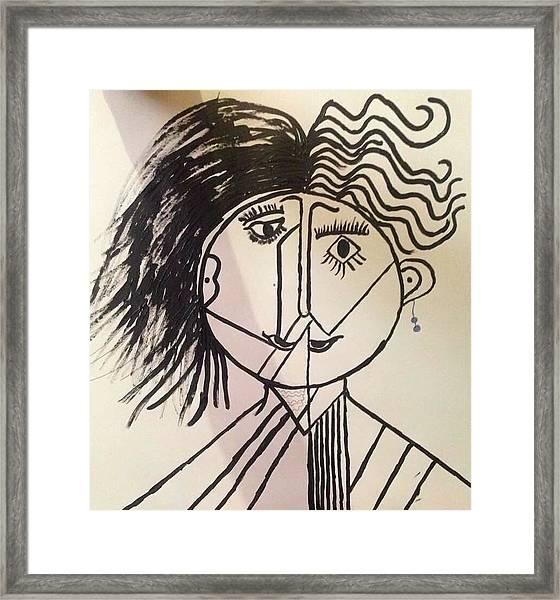 Unisex Framed Print