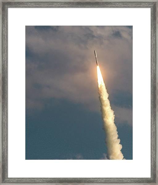 United Alliance Atlas V Framed Print