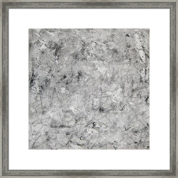 All I Have To Say Framed Print