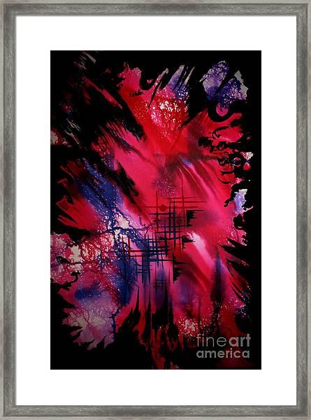 Swapnaneel Framed Print