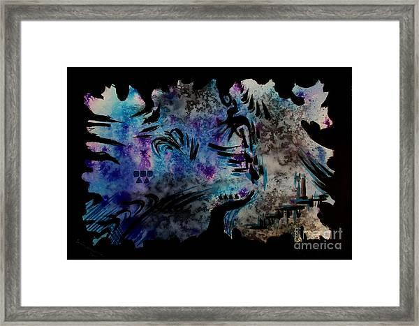 Siripath Framed Print