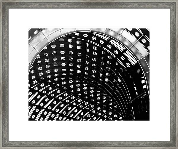 Up Above Framed Print