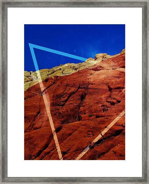 Uplifting Framed Print