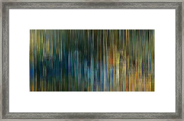 Urban Desert Framed Print
