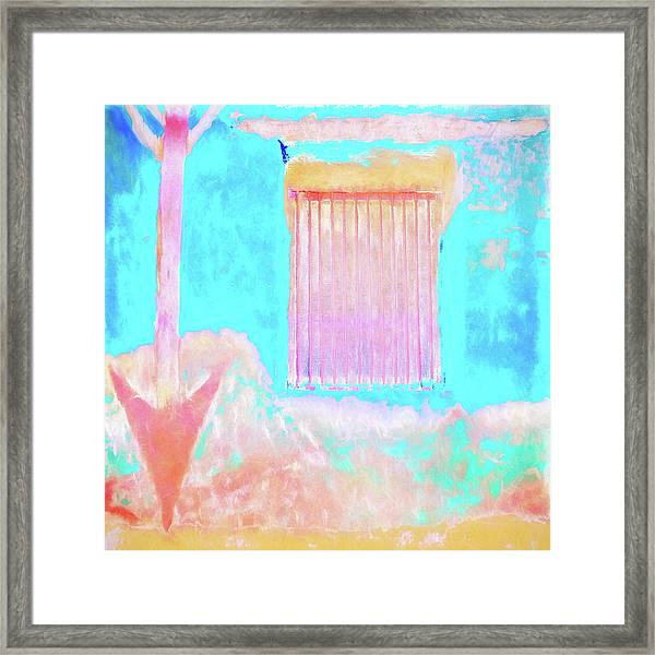 Used To Be Larry's Painterly Effect Framed Print