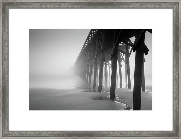Vanish I Framed Print