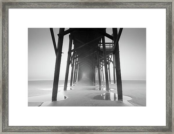 Vanish II Framed Print