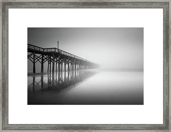 Vanish IIi Framed Print
