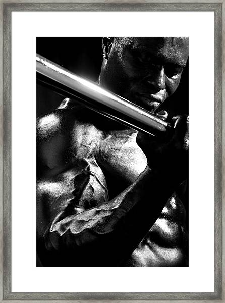 Vascularity Framed Print