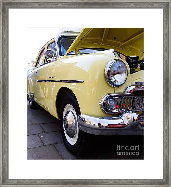 Vauxhall Velox Framed Print
