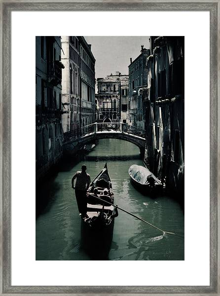 Venice II Framed Print