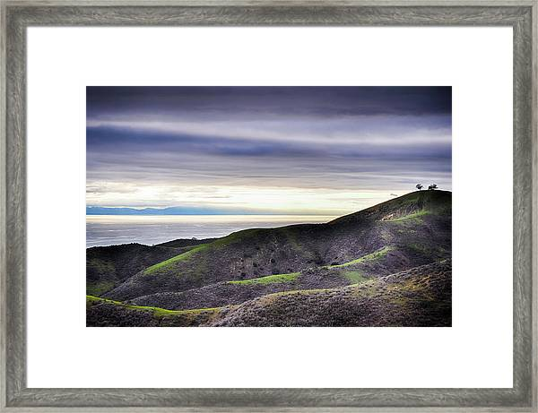 Ventura Two Sisters Framed Print